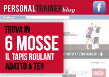 Personal Trainer Blog su FaceBook