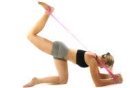 L'allenamento con gli elastici