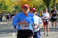 La corsa senza età: anziani ma in forma